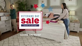 Veterans Day Sale: Beds & Tables thumbnail