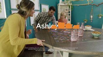 Ashley HomeStore Veterans Day Sale TV Spot, 'Beds & Tables' - Thumbnail 9