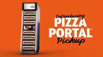 Little Caesars Pizza Portal Pickup TV Spot, 'Skip the Register' - Thumbnail 2