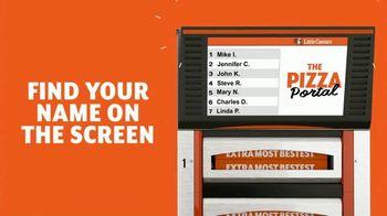 Little Caesars Pizza Portal Pickup TV Spot, 'Skip the Register' - Thumbnail 5