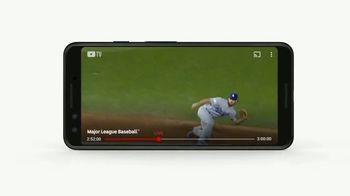 YouTube TV TV Spot, '2018 World Series: Floater' - Thumbnail 4