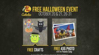 Bass Pro Shops Fall Harvest Sale TV Spot, 'Halloween Event'