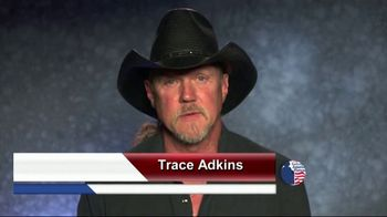 Coalition to Salute America's Heroes TV Spot, 'Bet on a Vet' Featuring Trace Adkins - Thumbnail 3