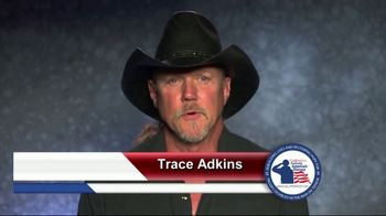 Coalition to Salute America's Heroes TV Spot, 'Bet on a Vet' Featuring Trace Adkins