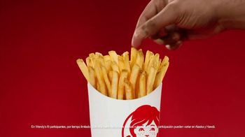 Wendy's $1 Fries TV Spot, 'Papitas a solo $1 dólar' [Spanish] - Thumbnail 3