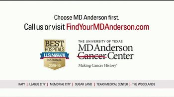 MD Anderson Cancer Center TV Spot, 'Delivering the Best Hope to Defeat Cancer' - Thumbnail 10