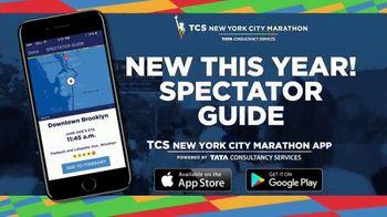 2018  New York Marathon App TV Spot, 'Spectator Guide' - Thumbnail 8