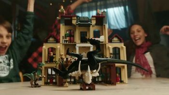 LEGO Jurassic World Indoraptor Rampage at Lockwood Estate TV Spot, 'Hide'