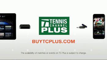 Tennis Channel Plus TV Spot, 'ATP Shanghai' - Thumbnail 10