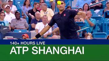 Tennis Channel Plus TV Spot, 'ATP Shanghai' - Thumbnail 4