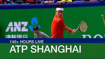 Tennis Channel Plus TV Spot, 'ATP Shanghai' - Thumbnail 7