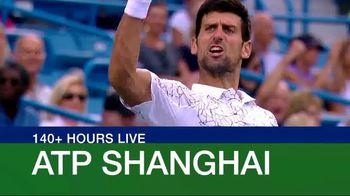 Tennis Channel Plus TV Spot, 'ATP Shanghai' - Thumbnail 8