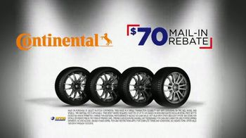 Big Brands Bonus Month: Continental Tires and Rebate thumbnail