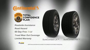 National Tire & Battery Big Brands Bonus Month TV Spot, 'Continental Tires and Rebate' - Thumbnail 6