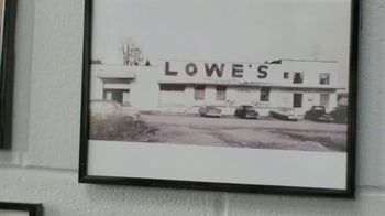 Lowe's TV Spot, 'Military Roots: Thank You' - Thumbnail 1
