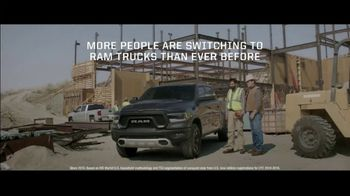 Ram Trucks Power Days TV Spot, 'Enough Said' [T2]