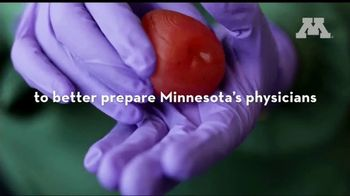 University of Minnesota TV Spot, 'Using 3D Printing to Better Prepare Physicians for Surgery' - Thumbnail 7