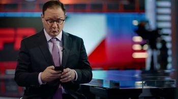 Metro by T-Mobile TV Spot, 'Scoop: A Woj Story' Featuring Adrian Wojnarowski - Thumbnail 4