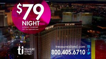 Treasure Island Hotel & Casino TV Spot, 'Destination Deals' - 826 commercial airings