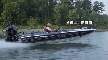 BassCat 2019 Cougar FTD SP TV Spot, 'Built to Run, Priced to Win' Featuring Mike Iaconelli - 8 commercial airings