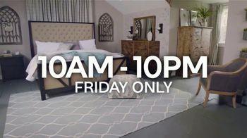 Ashley HomeStore Moonlight Madness TV Spot, 'Friday Only' - Thumbnail 1