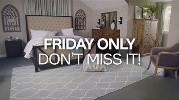 Ashley HomeStore Moonlight Madness TV Spot, 'Friday Only' - Thumbnail 4