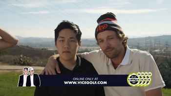VICE Golf Balls TV Spot, 'Unsolicited Advice: Hole in One' Feat. Erik Lang - Thumbnail 10