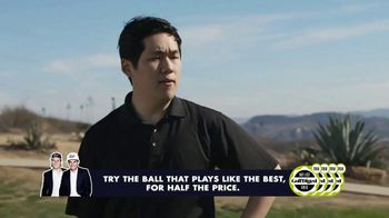 VICE Golf Balls TV Spot, 'Unsolicited Advice: Hole in One' Feat. Erik Lang - Thumbnail 4