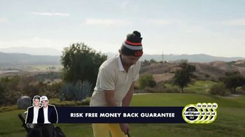 VICE Golf Balls TV Spot, 'Unsolicited Advice: Hole in One' Feat. Erik Lang - Thumbnail 7