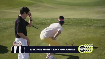 VICE Golf Balls TV Spot, 'Unsolicited Advice: Hole in One' Feat. Erik Lang - Thumbnail 8