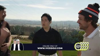 VICE Golf Balls TV Spot, 'Unsolicited Advice: Hole in One' Feat. Erik Lang - Thumbnail 9