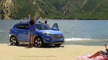 Hyundai Epic Summer Sales Event TV Spot, 'Epic' Song by The Knocks [T2]