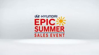 Hyundai Epic Summer Sales Event TV Spot, 'Epic' Song by The Knocks [T2] - Thumbnail 2