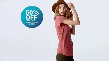 Macy's TV Spot, 'Hundreds of Specials: Clothing and Accessories' - Thumbnail 6