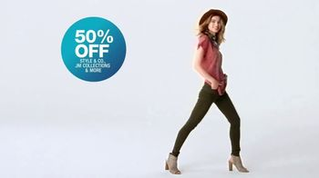 Macy's TV Spot, 'Hundreds of Specials: Clothing and Accessories' - Thumbnail 7