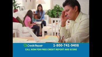Credit Repair Pros TV Spot, 'Improve Your Credit Score' - Thumbnail 1