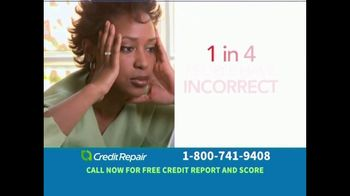 Credit Repair Pros TV Spot, 'Improve Your Credit Score'