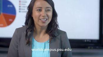 Pennsylvania State University World Campus TV Spot, 'Possibilities: Alicia'