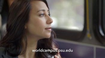 Pennsylvania State University World Campus TV Spot, 'Possibilities: Alicia' - Thumbnail 5