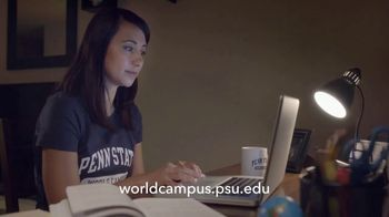Pennsylvania State University World Campus TV Spot, 'Possibilities: Alicia' - Thumbnail 7