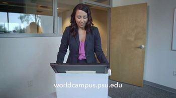 Pennsylvania State University World Campus TV Spot, 'Possibilities: Alicia' - Thumbnail 8