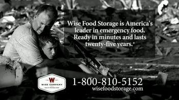 Wise Company TV Spot, 'Mega Disasters' - Thumbnail 3