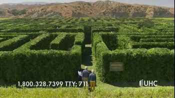 UnitedHealthcare AARP Medicare Plans TV Spot, 'Medicare Maze' - 2793 commercial airings
