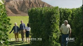 UnitedHealthcare AARP Medicare Plans TV Spot, 'Medicare Maze' - Thumbnail 4