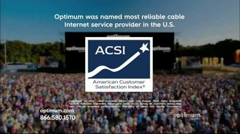Optimum Internet TV Spot, 'Reliable' - Thumbnail 2