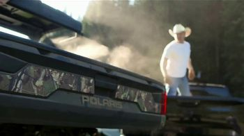 Polaris Ranger TV Spot, 'Outdoor Channel: Nick's Wild Ride' Ft Nick Hoffman - Thumbnail 5