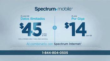 Spectrum Mobile TV Spot, 'En contacto' con Gaby Espino [Spanish] - Thumbnail 4