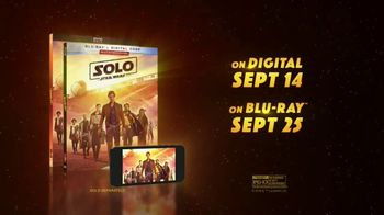 Solo: A Star Wars Story Home Entertainment TV Spot