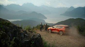 Hyundai Sante Fe TV Spot, 'Sin camino' [Spanish] [T1] - Thumbnail 9