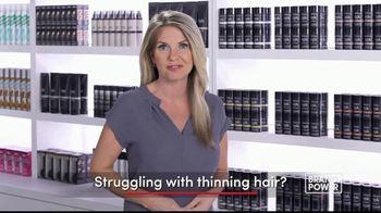 Toppik TV Spot, 'Brand Power: Instant Solution'